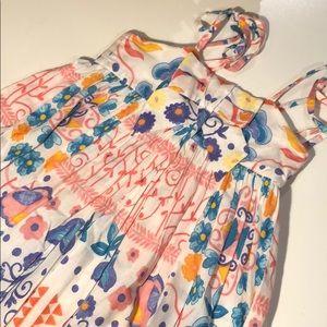 Summer dress. Top Brazil kids brand
